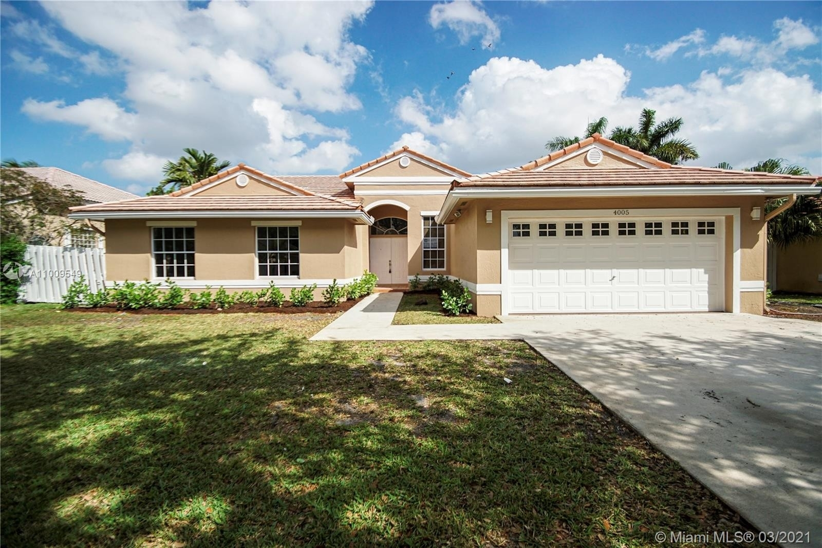 Single Family Home for Sale at Huntington, Miramar, FL 33027