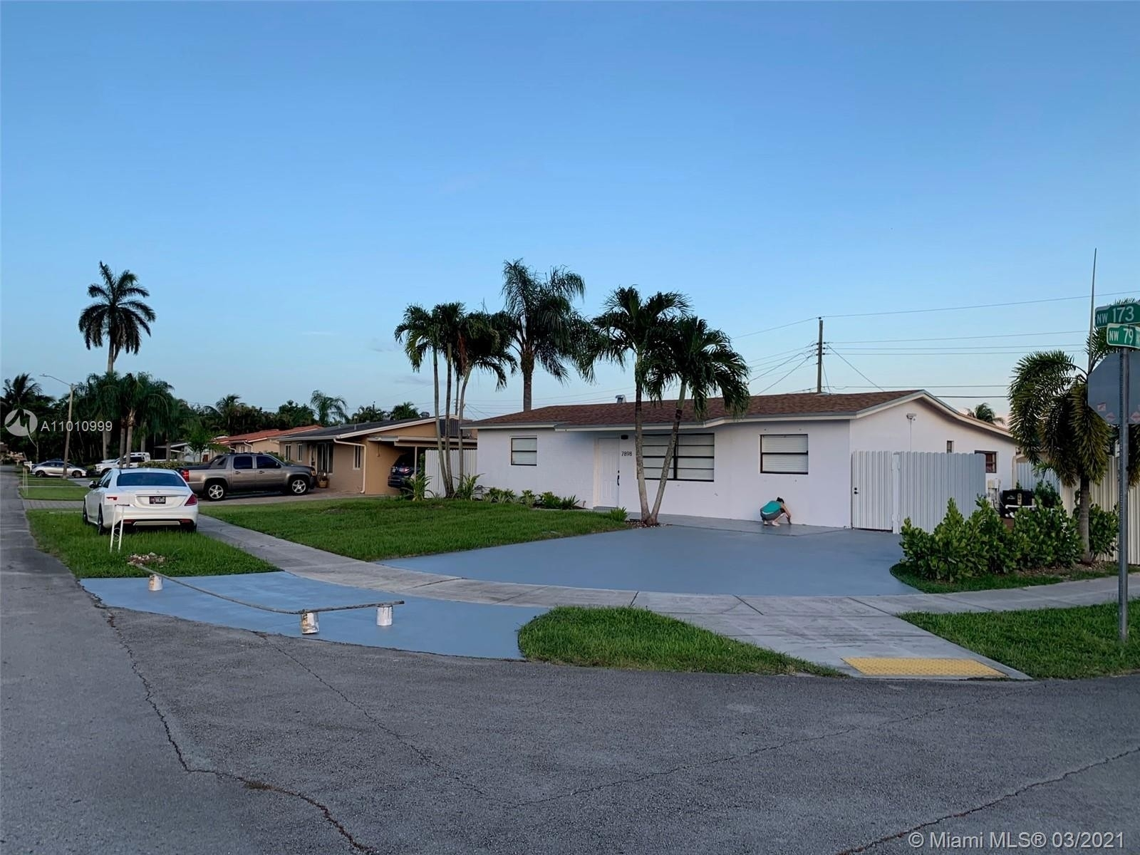 1. Single Family Homes for Sale at Palm Springs North, Hialeah, FL 33015