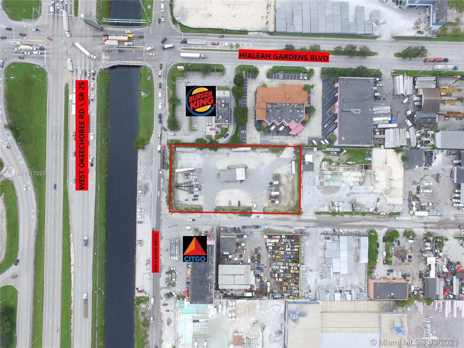 Industrial for Sale at Medley, FL 33178