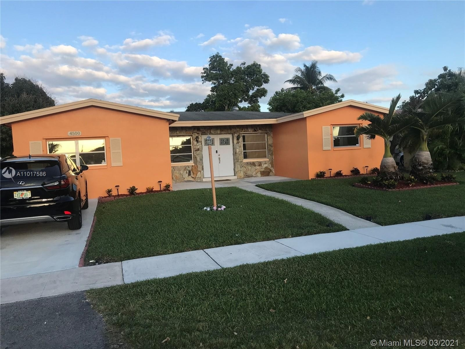 Single Family Home for Sale at Address Not Available Oakland Estates, Lauderdale Lakes, FL 33319