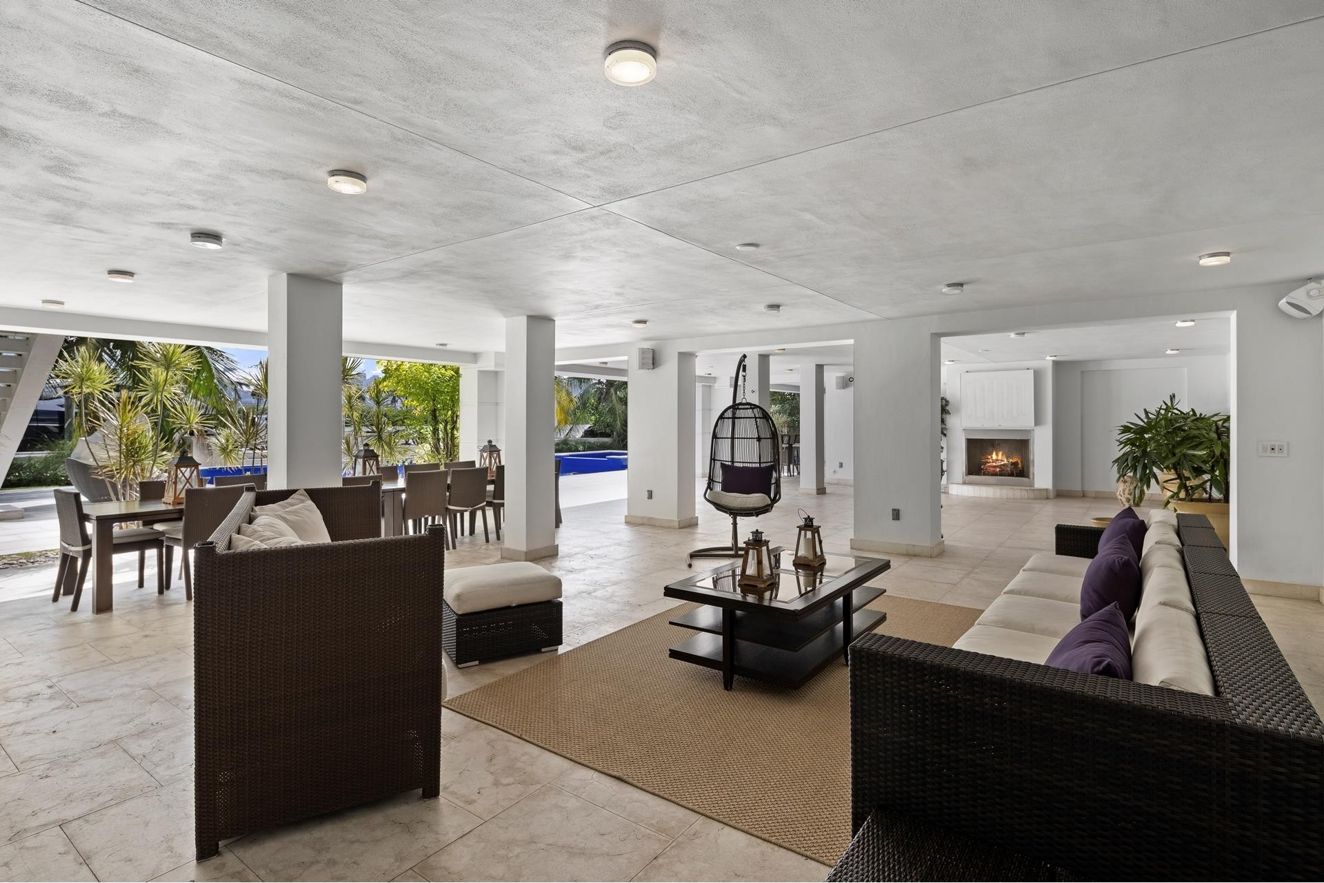 22. Single Family Homes for Sale at Palm Island, Miami Beach, FL 33139