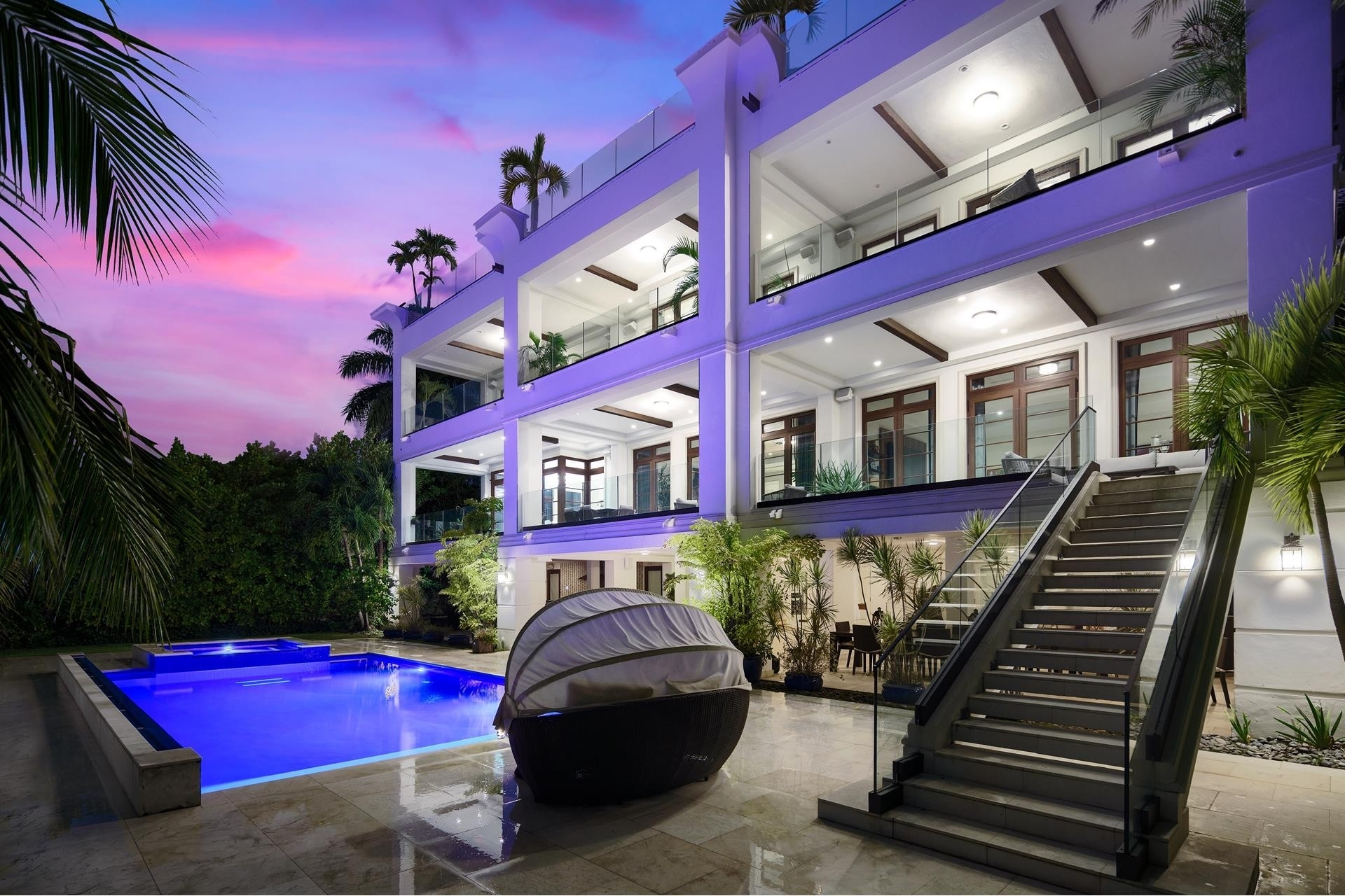25. Single Family Homes for Sale at Palm Island, Miami Beach, FL 33139