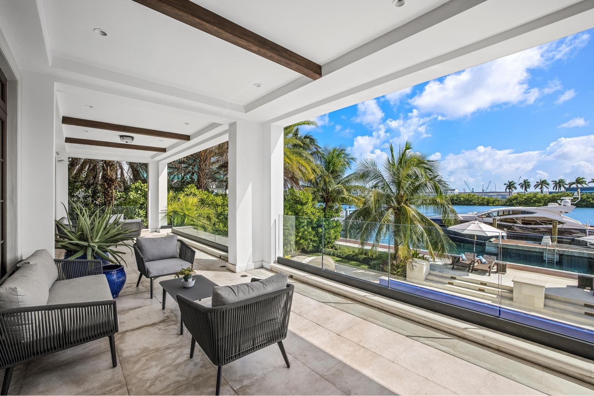 41. Single Family Homes for Sale at Palm Island, Miami Beach, FL 33139
