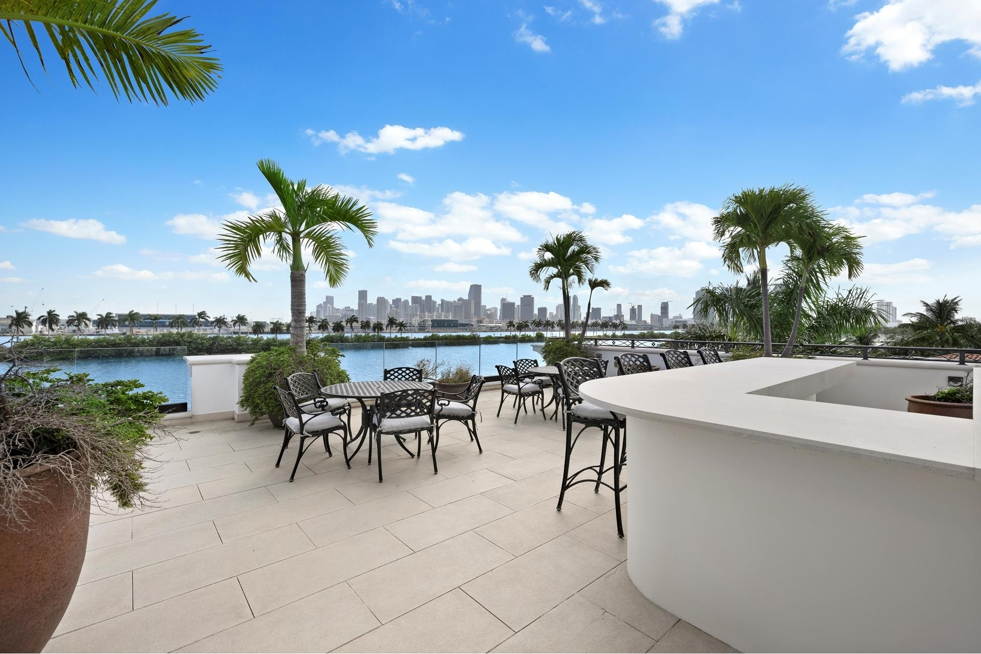 38. Single Family Homes for Sale at Palm Island, Miami Beach, FL 33139