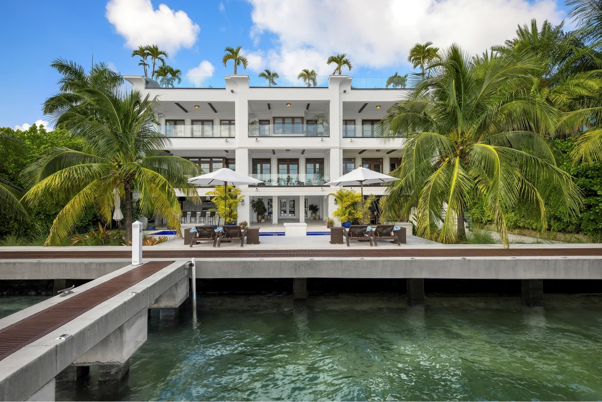 35. Single Family Homes for Sale at Palm Island, Miami Beach, FL 33139