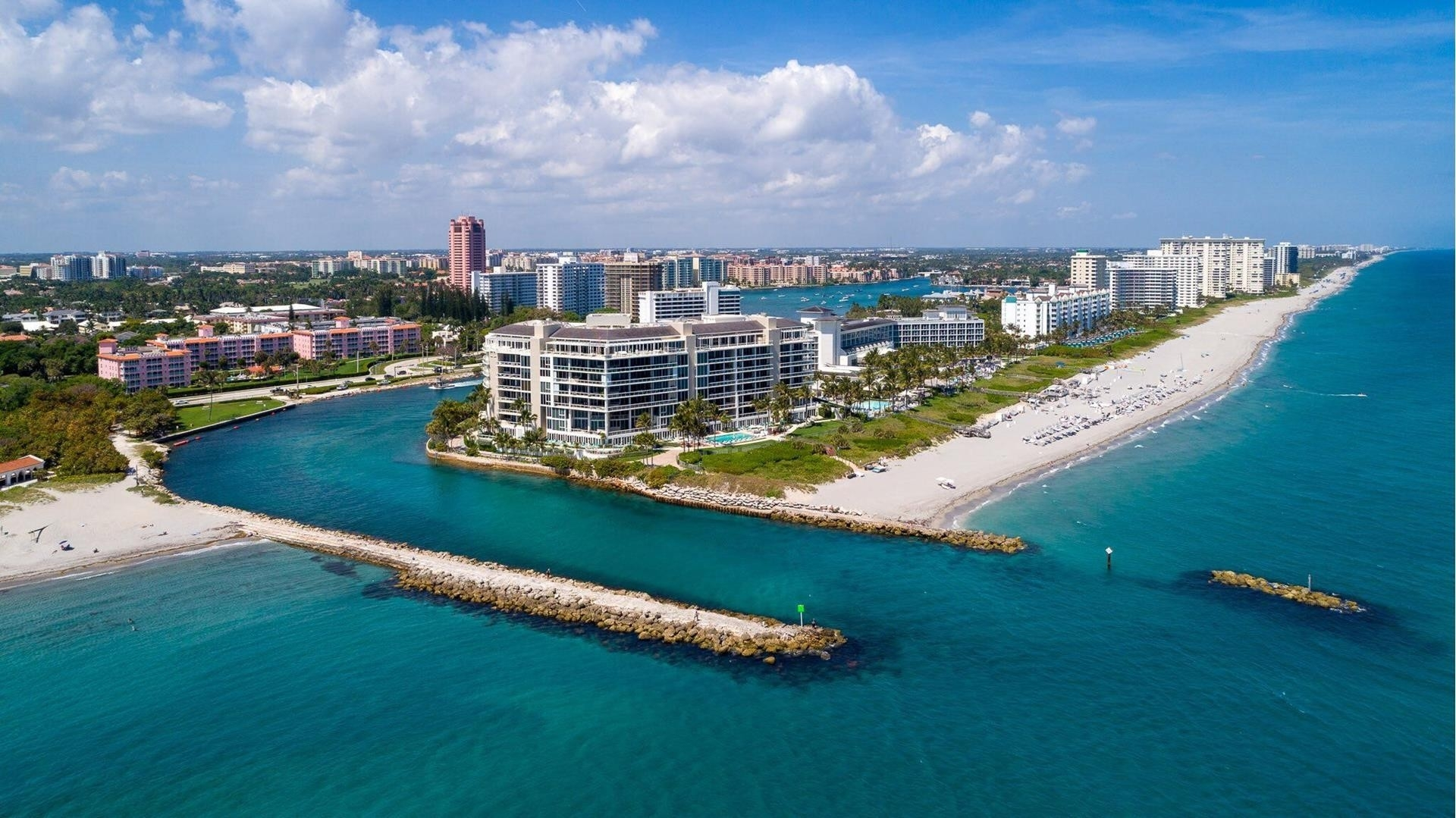 Condominium for Sale at 1000 S Ocean Boulevard, 603+604 Southeast Boca Raton, Boca Raton, FL 33432