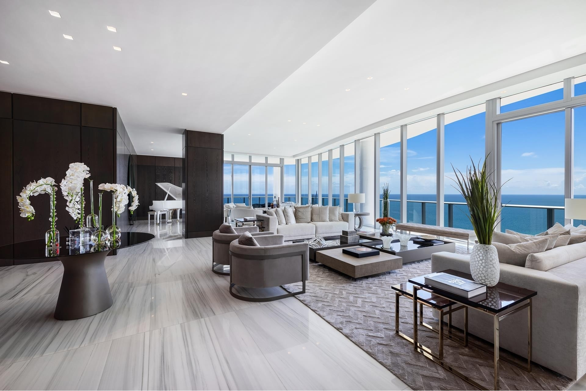 Condominium for Sale at 17475 Collins Ave , Sky Villa Sunny Isles Beach, FL 33160