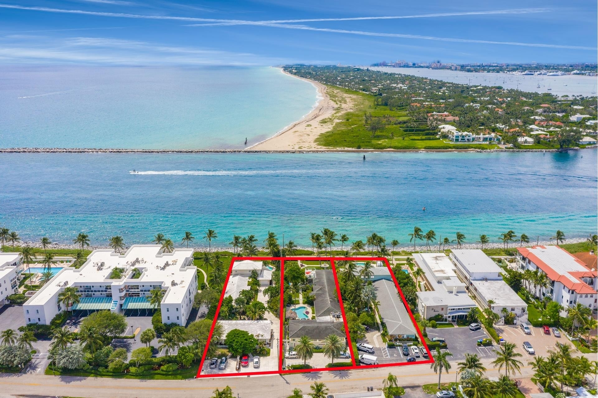 Condominium pour l Vente à 150 Inlet 1 Way, Ph Palm Beach Shores, FL 33404