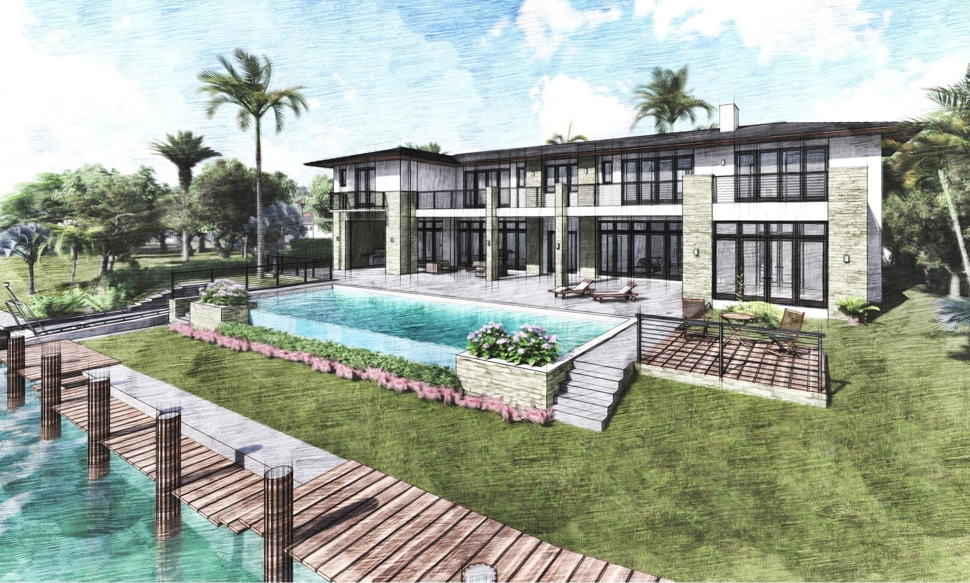 1. Single Family Homes for Sale at Country Club Section, Coral Gables, FL 33146