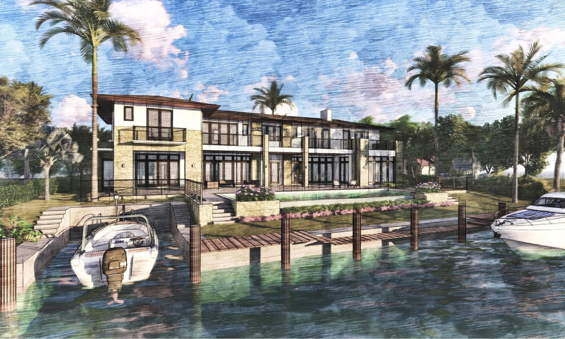 17. Single Family Homes for Sale at Country Club Section, Coral Gables, FL 33146