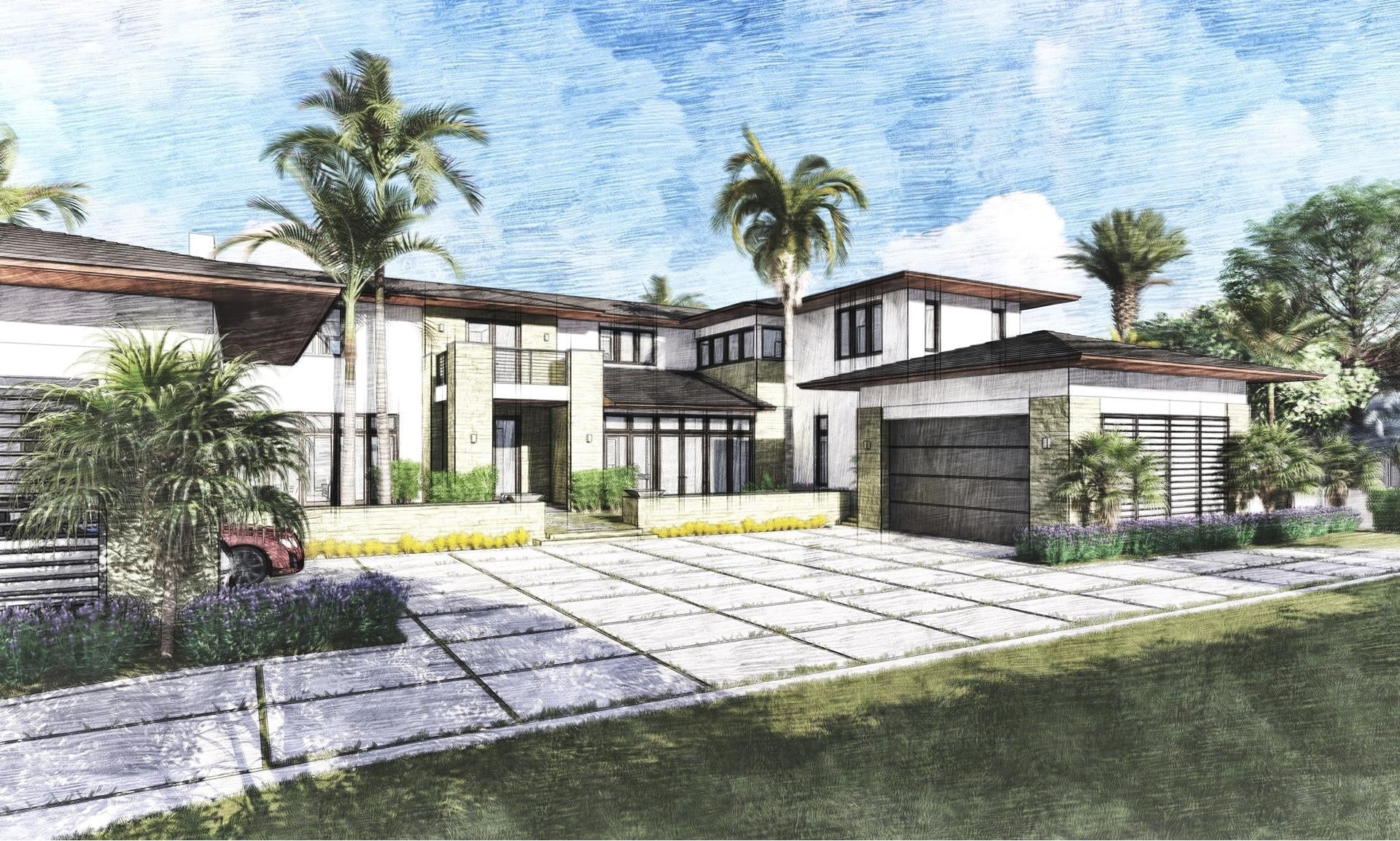 2. Single Family Homes for Sale at Country Club Section, Coral Gables, FL 33146
