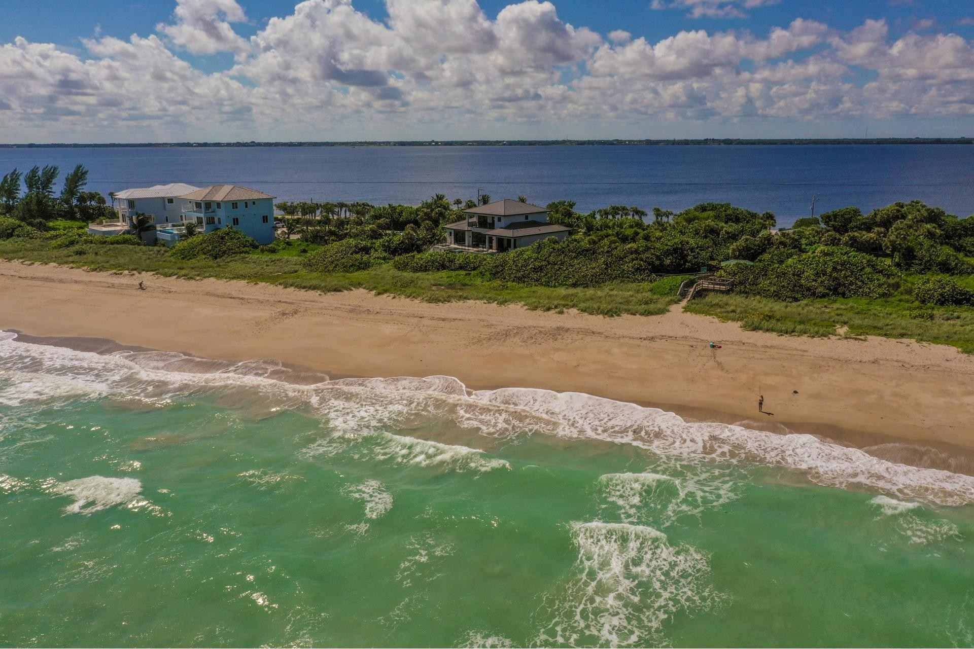 13. Single Family Homes 為 特賣 在 Hutchinson Island South, Jensen Beach, FL 34957