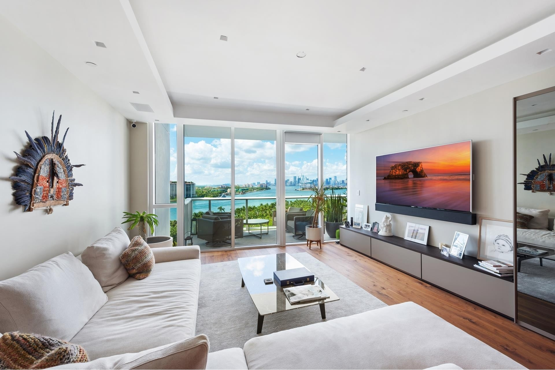 1. Condominiums for Sale at 100 S Pointe Dr , 1102-03 South Point, Miami Beach, FL 33139