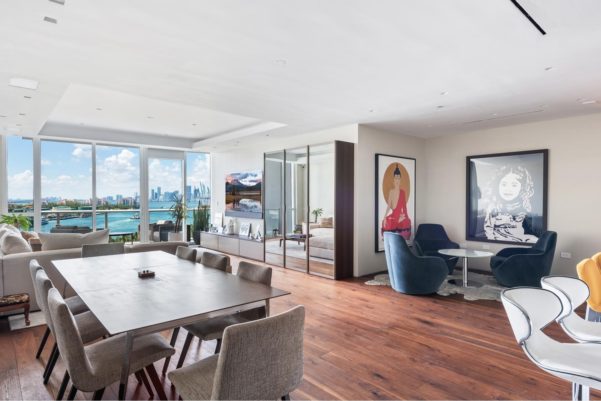 9. Condominiums for Sale at 100 S Pointe Dr , 1102-03 South Point, Miami Beach, FL 33139