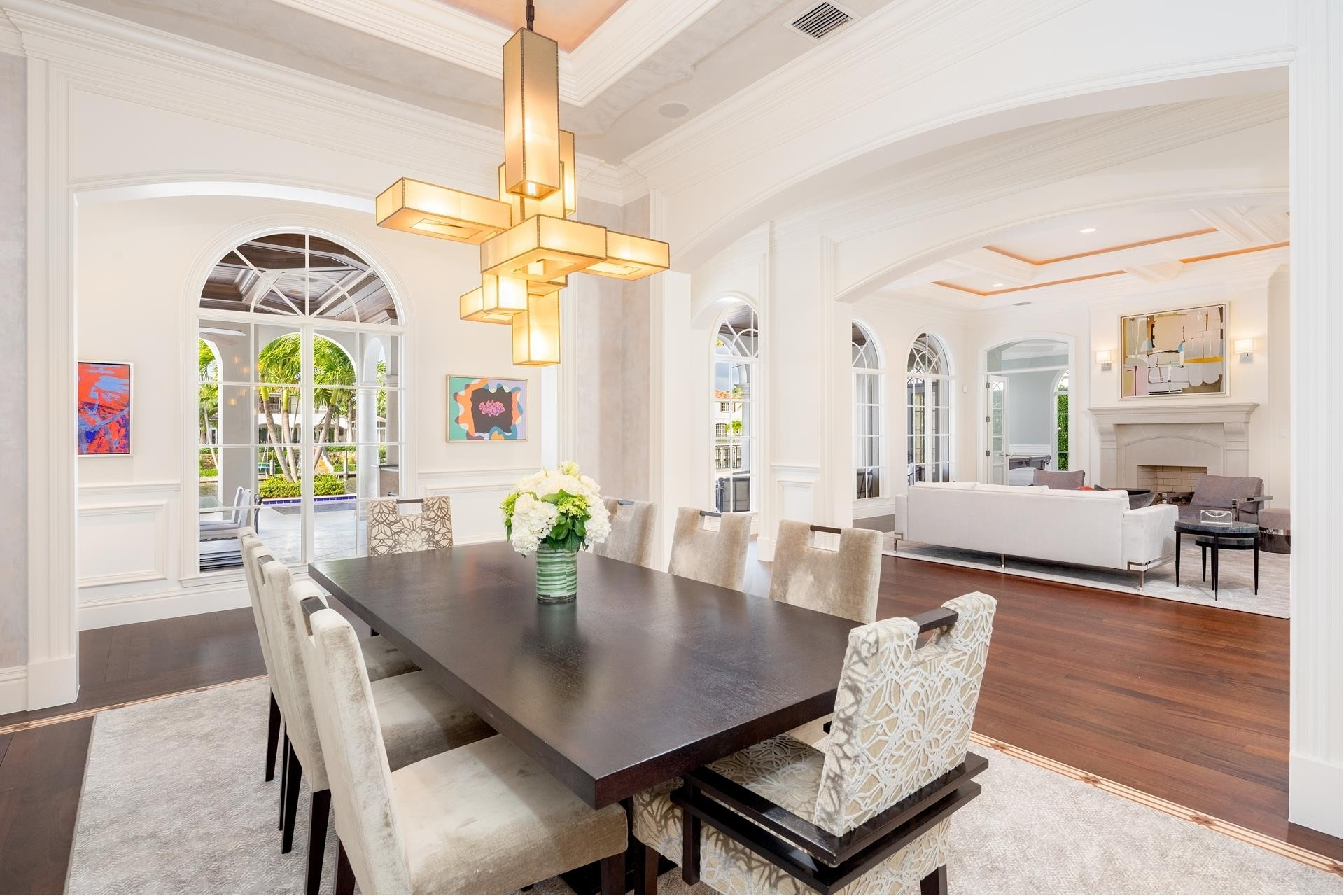 7. Single Family Homes для того Продажа на Royal Palm Yacht And Country Club, Boca Raton, FL 33432