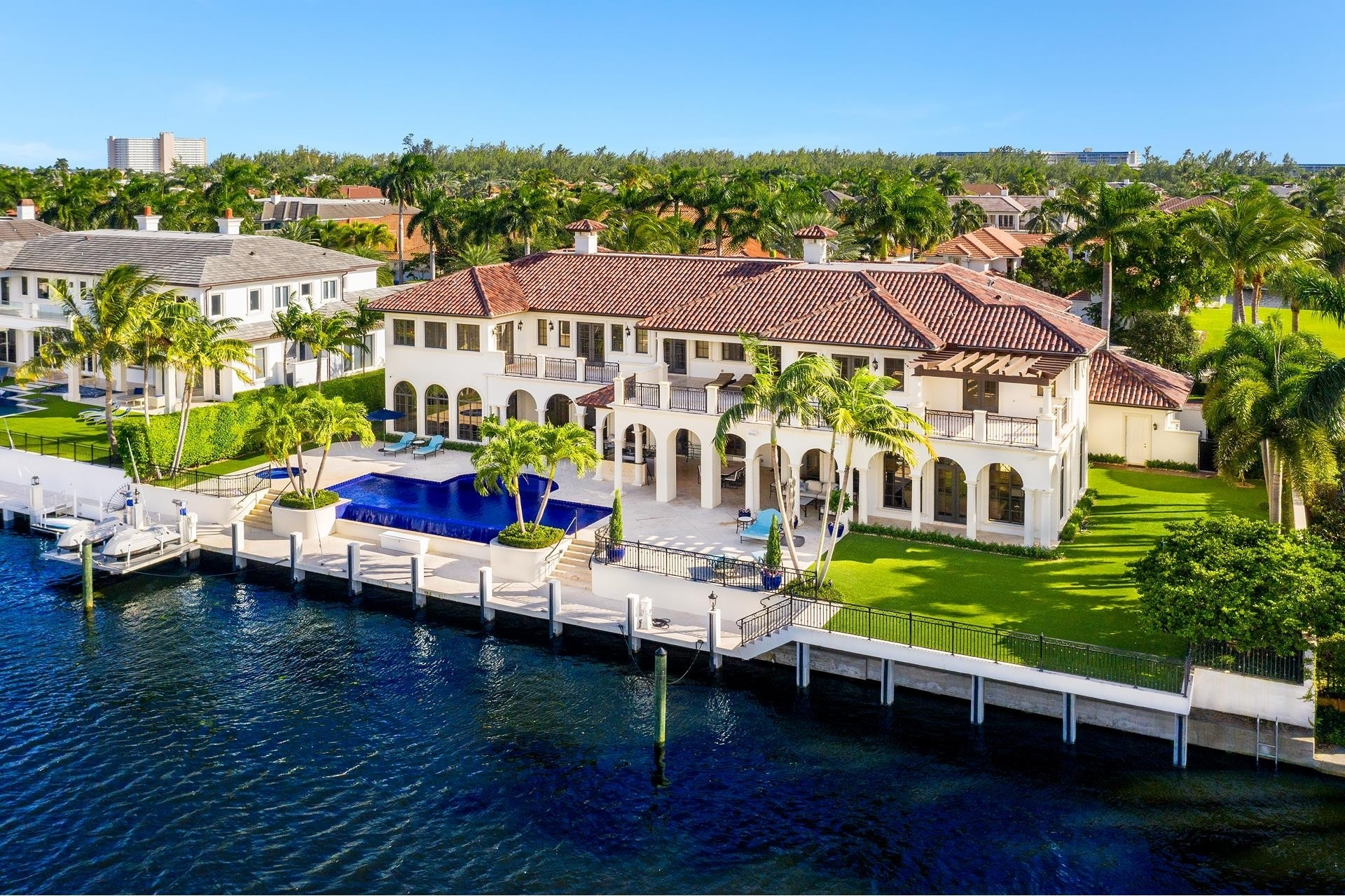 Property 在 Royal Palm Yacht And Country Club, Boca Raton, FL 33432