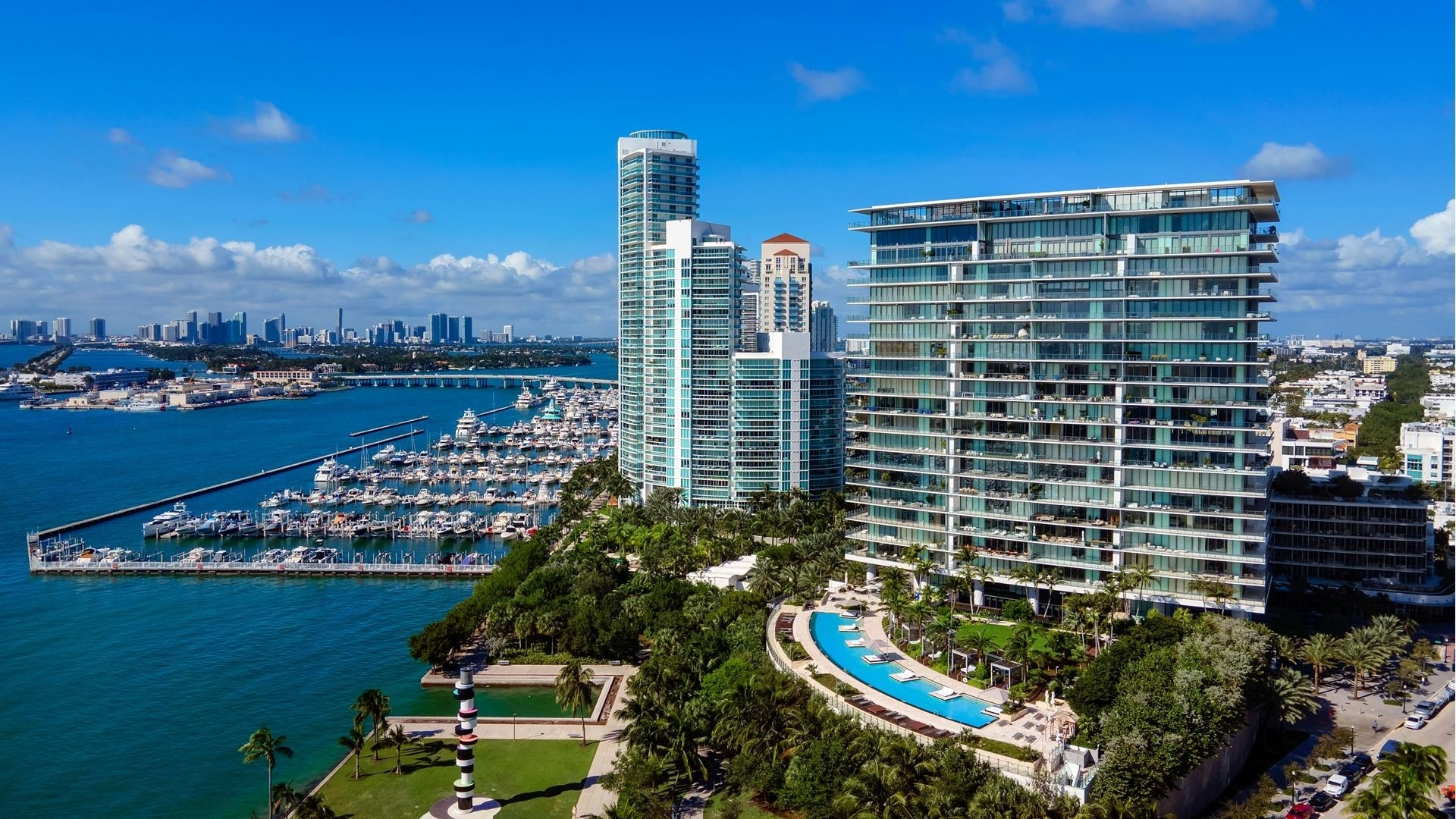 34. Condominiums for Sale at 800 S Pointe Dr , 504 South Point, Miami Beach, FL 33139