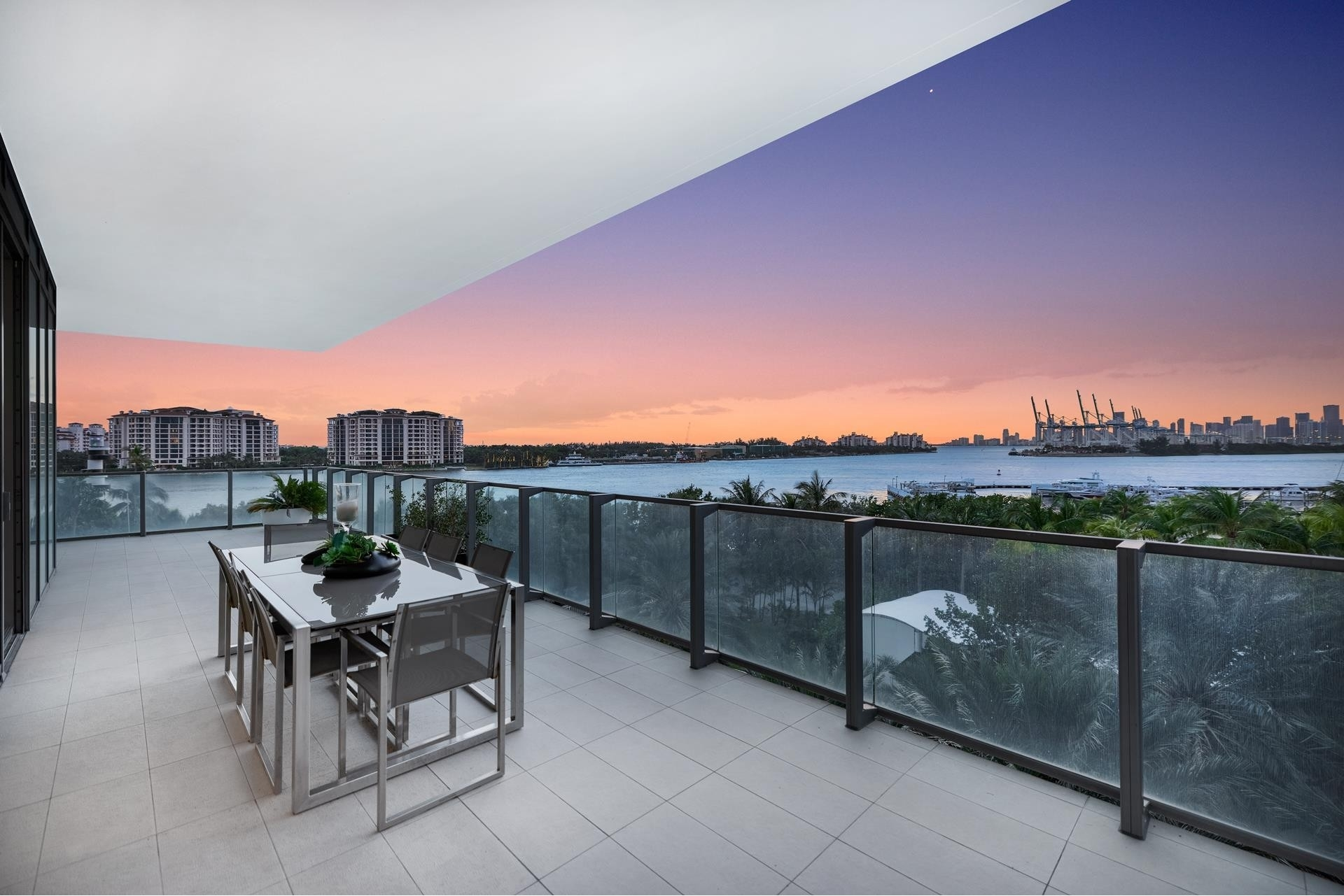 4. Condominiums for Sale at 800 S Pointe Dr , 504 South Point, Miami Beach, FL 33139