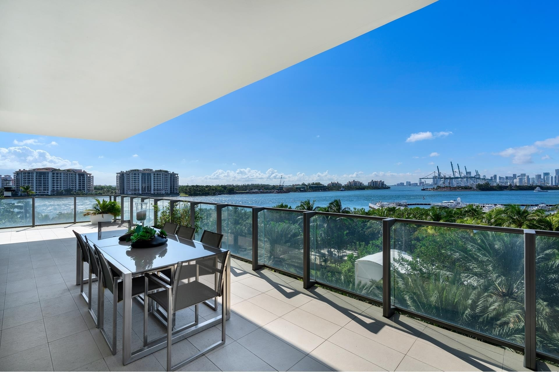 12. Condominiums for Sale at 800 S Pointe Dr , 504 South Point, Miami Beach, FL 33139