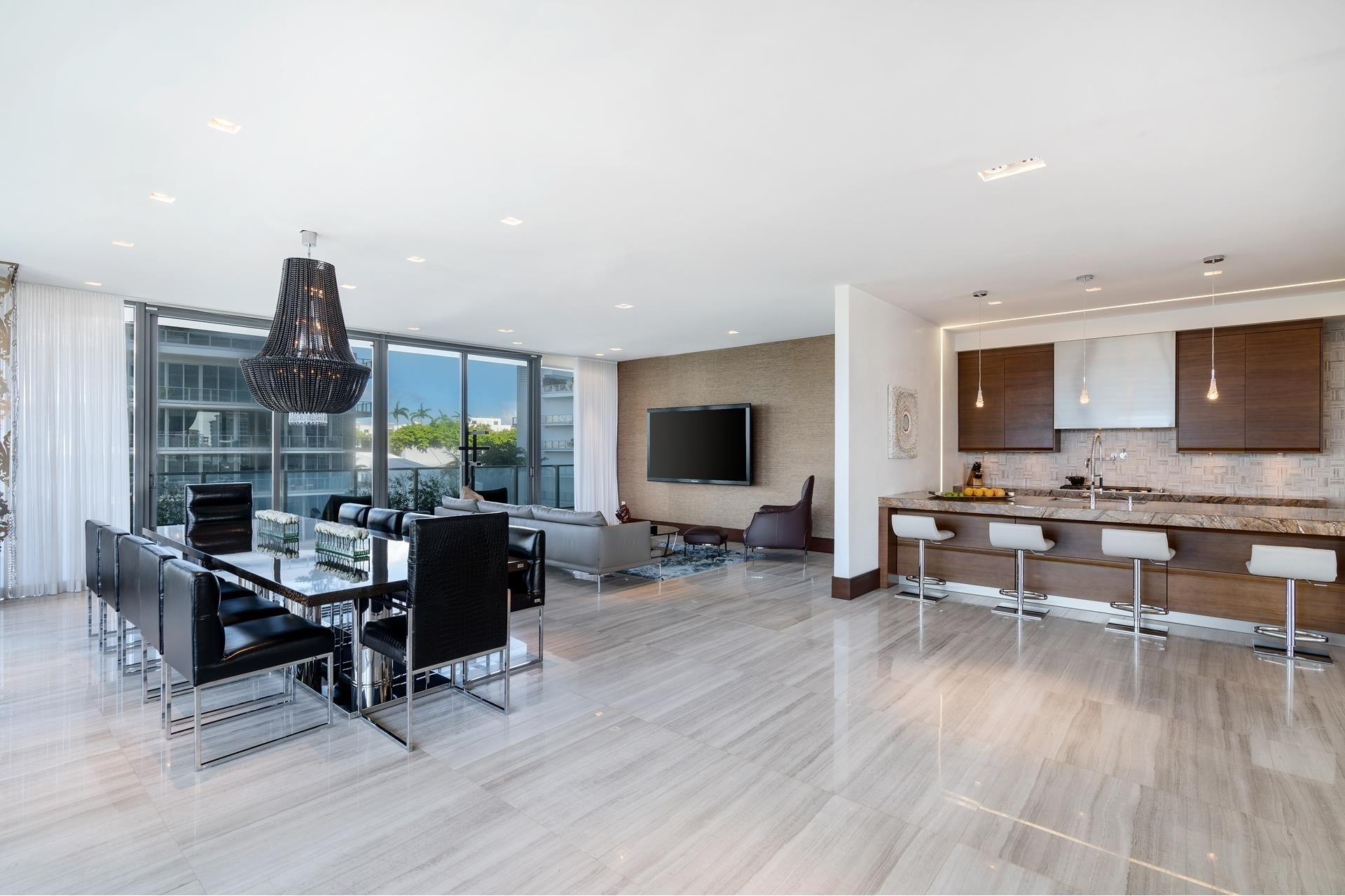 8. Condominiums for Sale at 800 S Pointe Dr , 504 South Point, Miami Beach, FL 33139