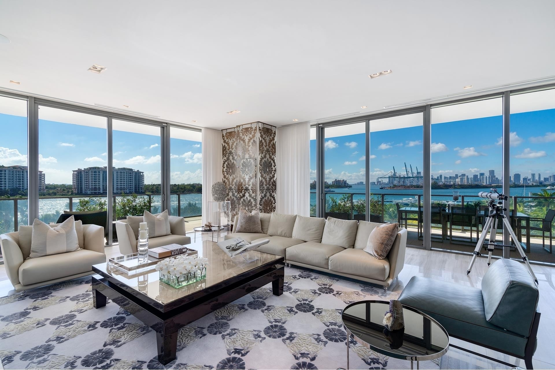11. Condominiums for Sale at 800 S Pointe Dr , 504 South Point, Miami Beach, FL 33139