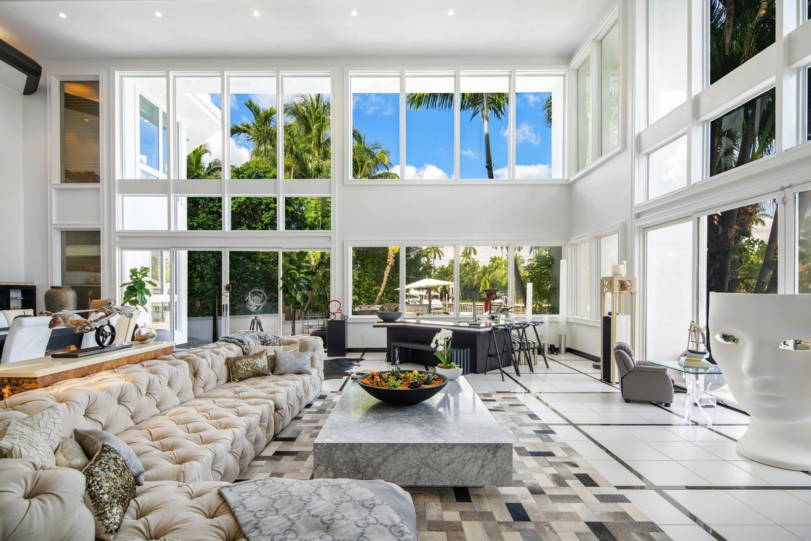 9. Single Family Homes for Sale at Bayshore, Miami Beach, FL 33140