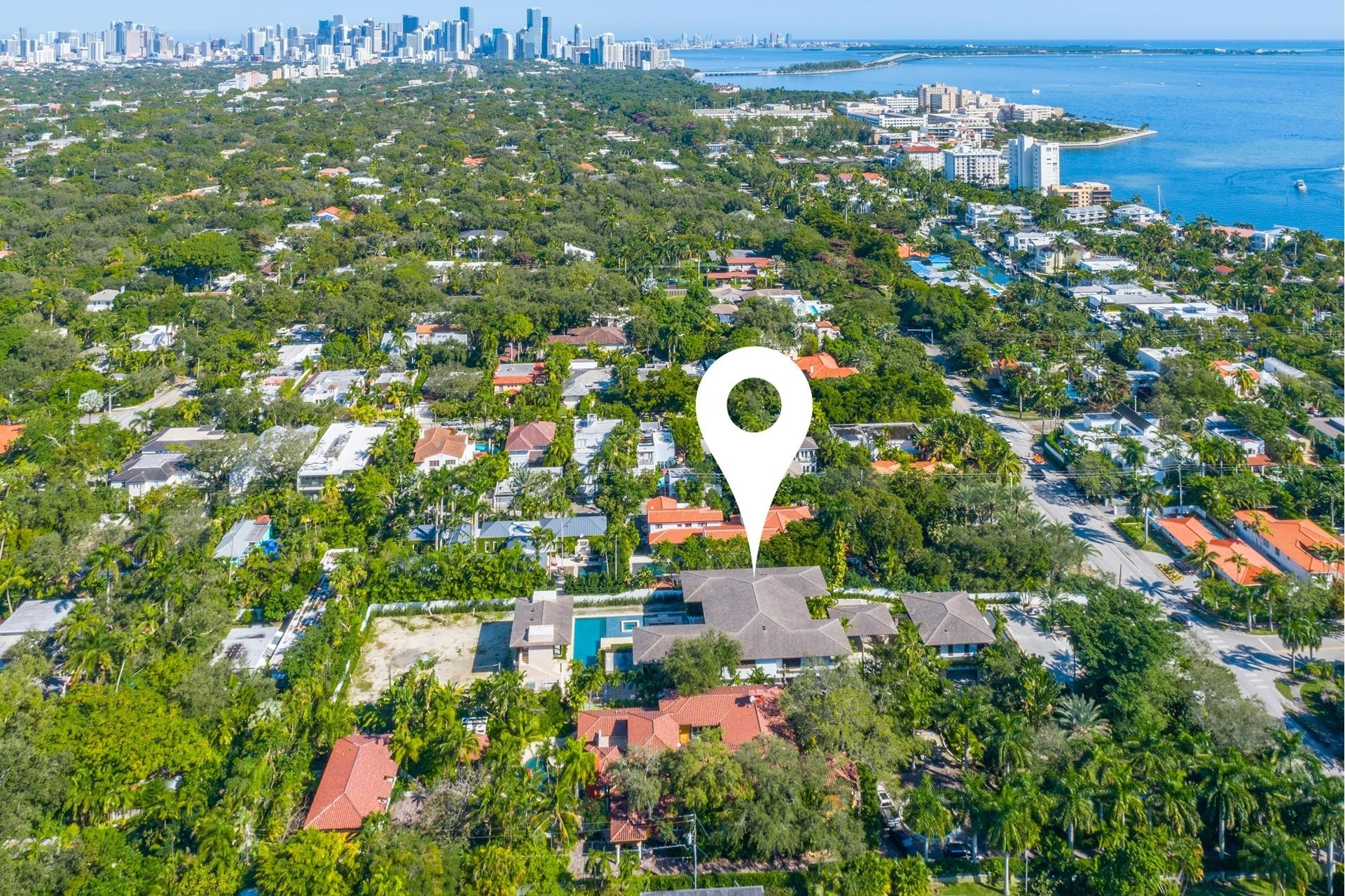 3. Single Family Homes for Sale at Northeast Coconut Grove, Miami, FL 33133