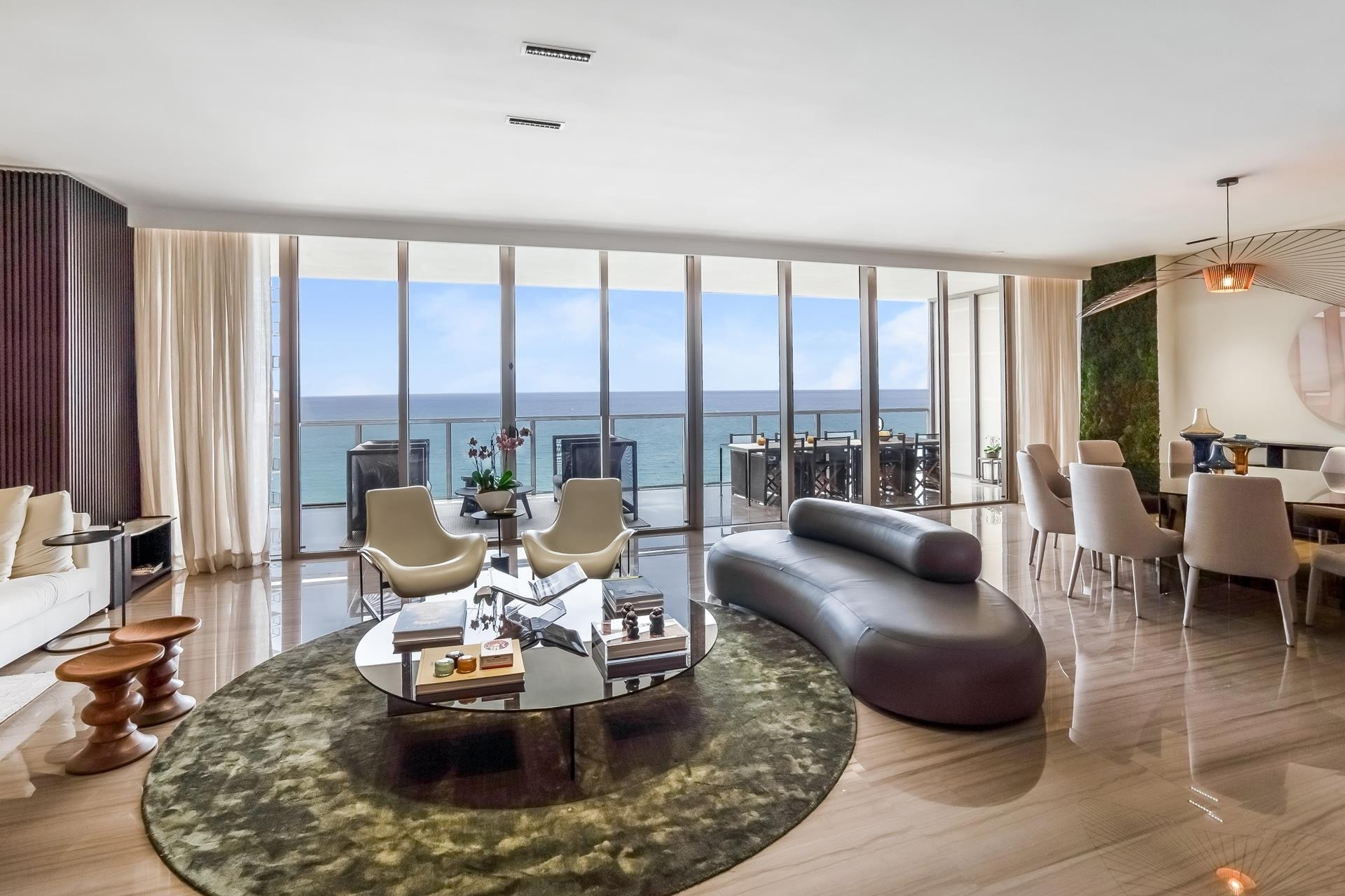 Condominium à 9701 Collins Ave , 1903S Bal Harbour, FL 33154