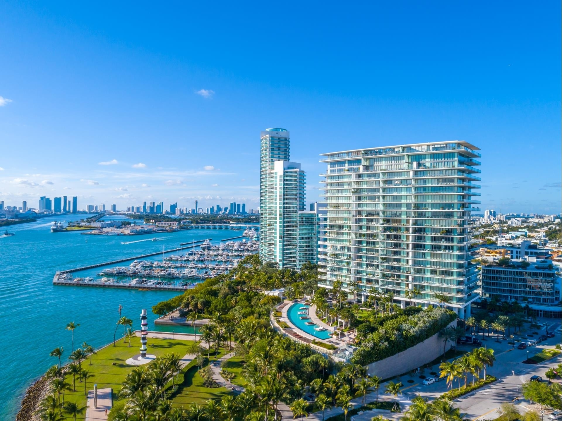 Property at 800 S Pointe Dr , 1401 South Point, Miami Beach, FL 33139