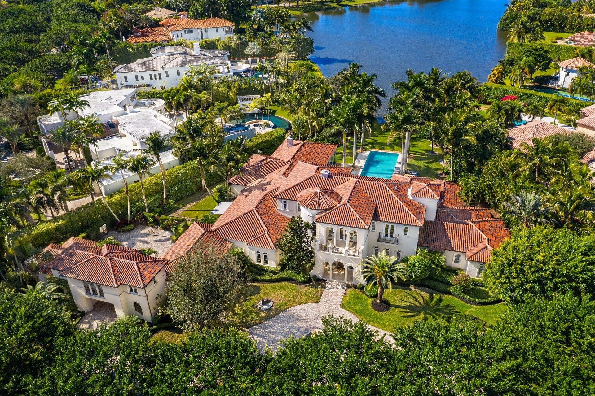 3. Single Family Homes for Sale at Boca Raton, FL 33496