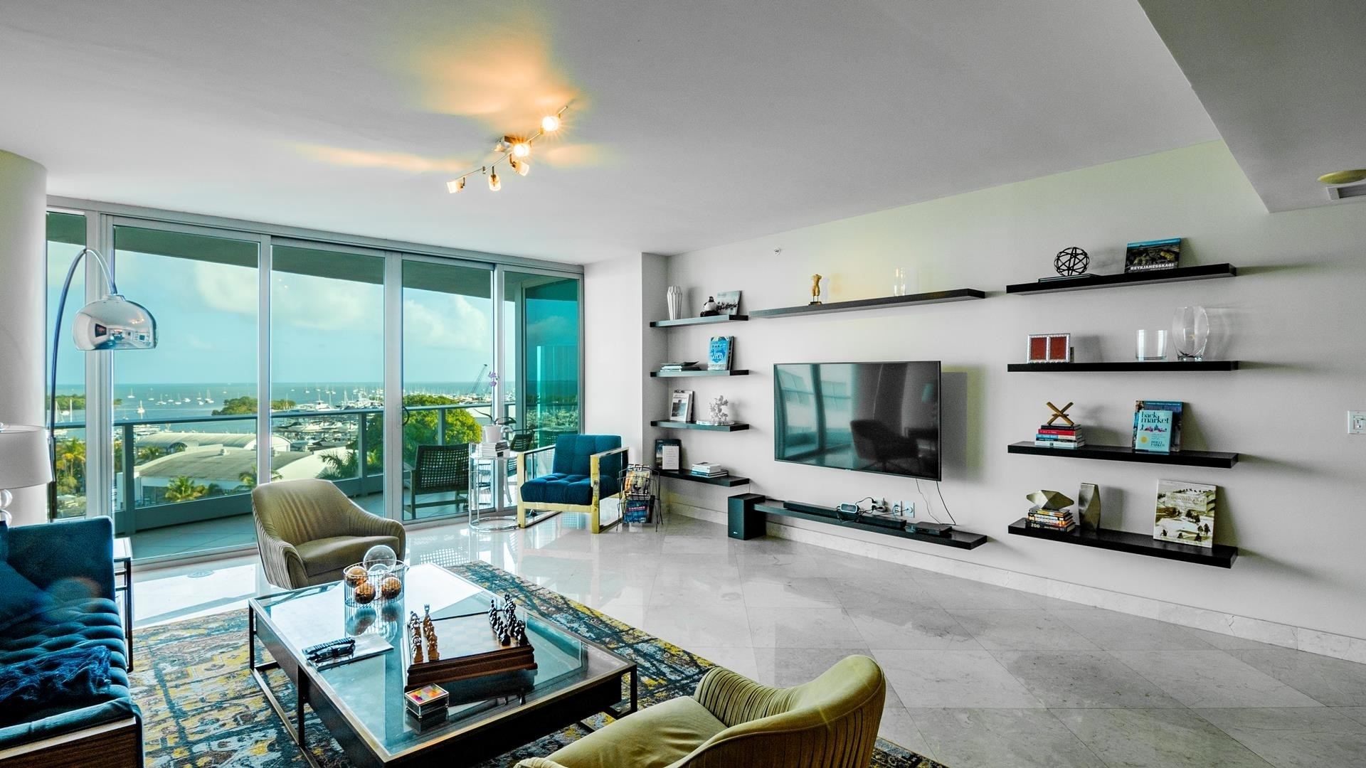 Property à 2627 S Bayshore Dr , 1001 Northeast Coconut Grove, Miami, FL 33133