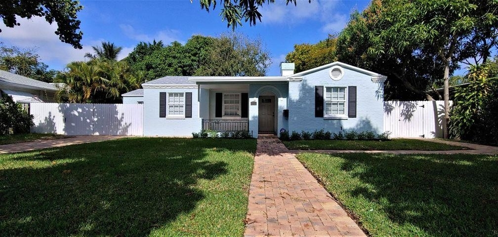 Single Family Home for Sale at Central Park, West Palm Beach, FL 33405
