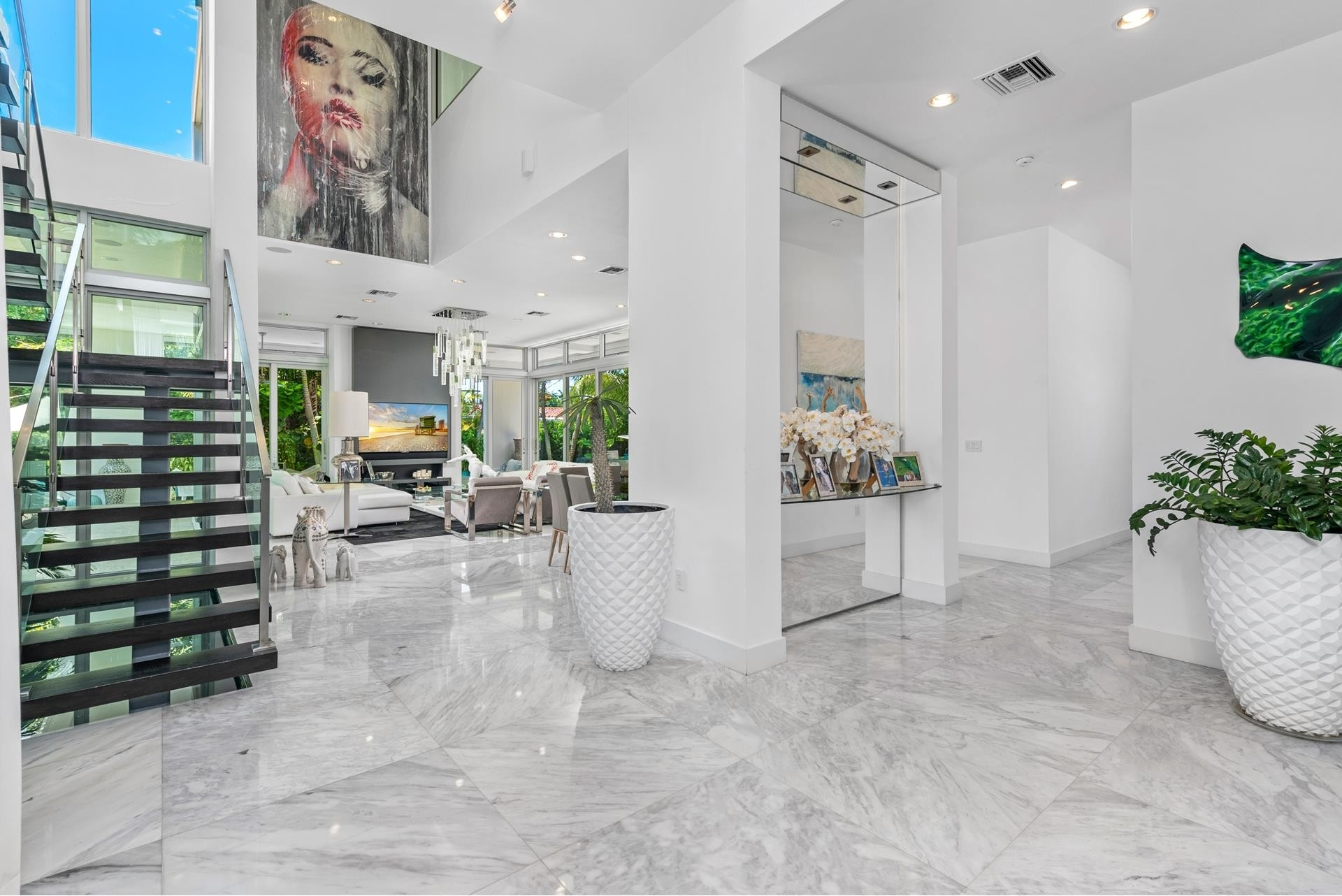 17. Single Family Homes pour l Vente à Hibiscus Island, Miami Beach, FL 33139