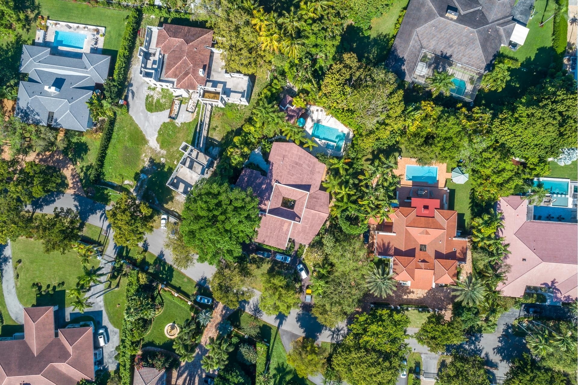 25. Single Family Homes for Sale at Cocoplum, Coral Gables, FL 33143