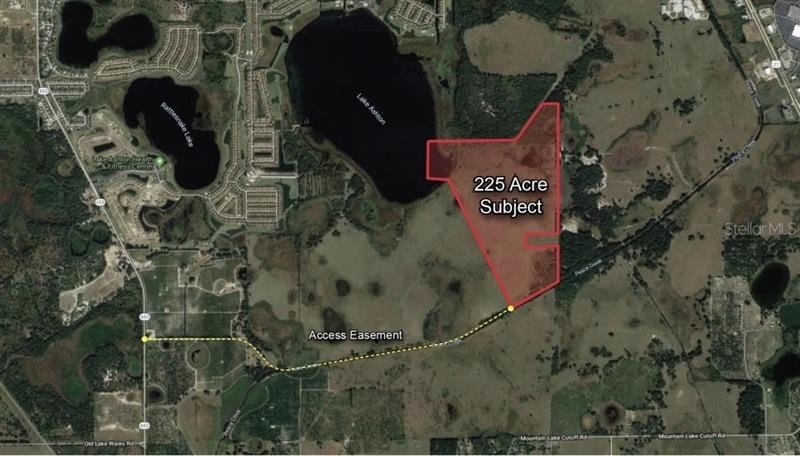 Land for Sale at Lake Wales, FL 33859