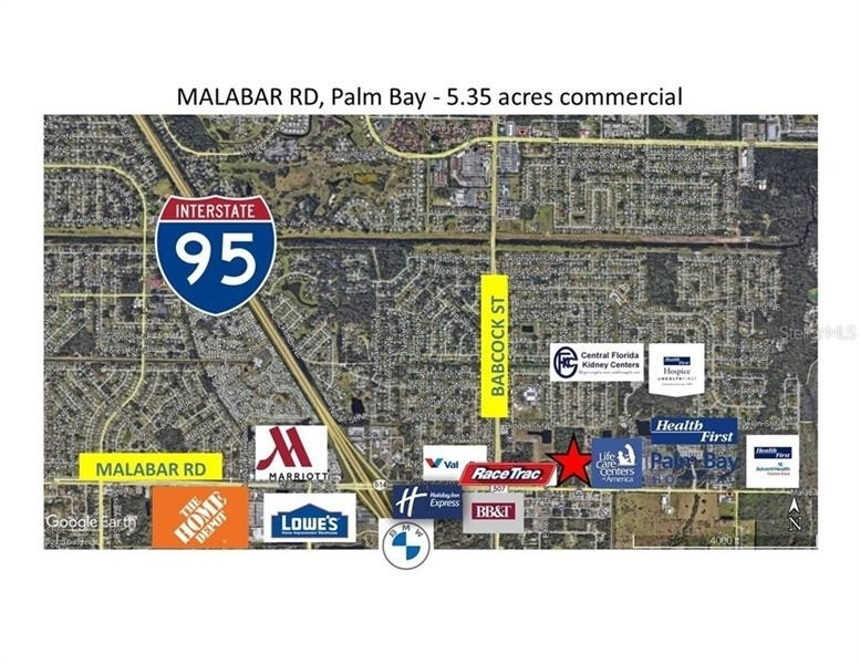 Terreno por un Venta en Palm Bay, FL 32907