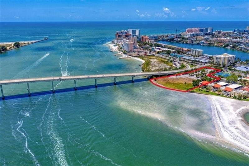 Land for Sale at Clearwater Beach, FL 33767