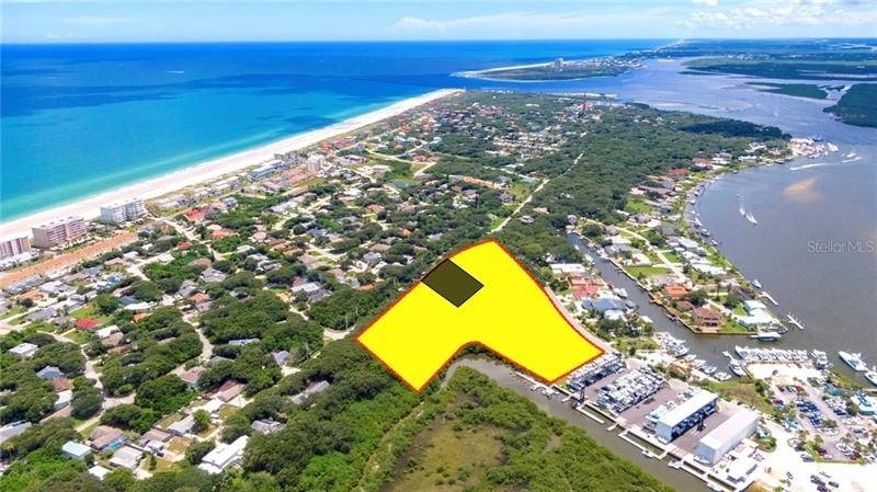 Land for Sale at Ponce Inlet, FL 32127