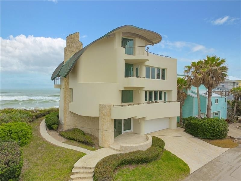 Single Family Home for Sale at Bethune Volusia Beach, New Smyrna Beach, FL 32169