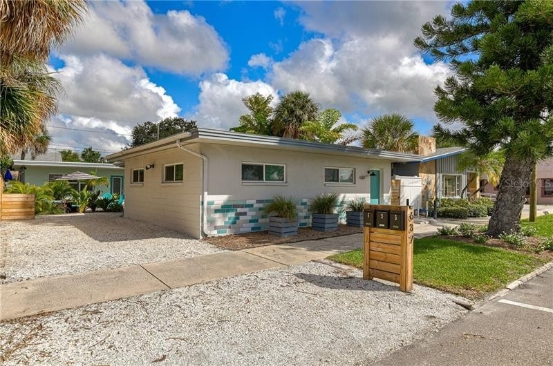 Single Family Home for Sale at Corey Ave, St. Pete Beach, FL 33706