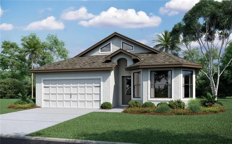 Single Family Home for Sale at Estancia at Wiregrass, Wesley Chapel, FL 33544