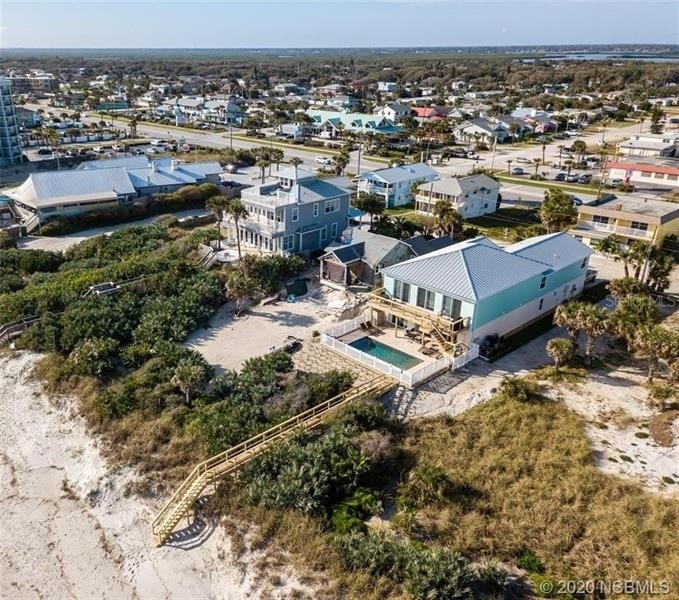 Single Family Home for Sale at Address Not Available Coronado Beach, New Smyrna Beach, FL 32169