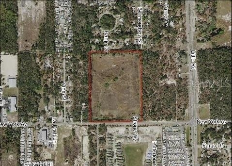Industrial for Sale at Gulf Coast Acres, Hudson, FL 34667
