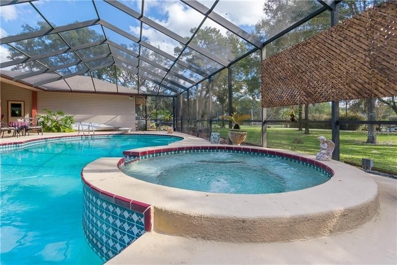 3. Single Family Homes для того Продажа на Golden Acres, New Port Richey, FL 34654