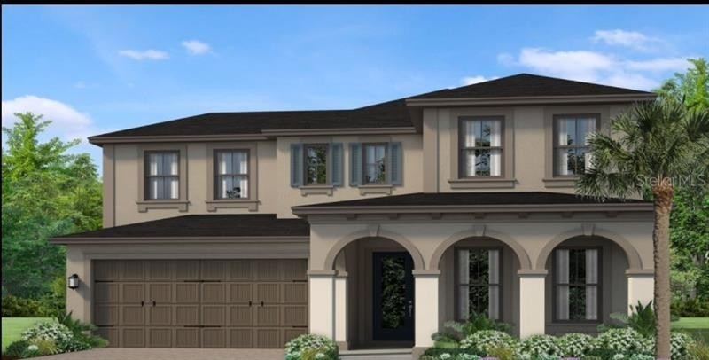 Single Family Home for Sale at Estancia at Wiregrass, Wesley Chapel, FL 33543