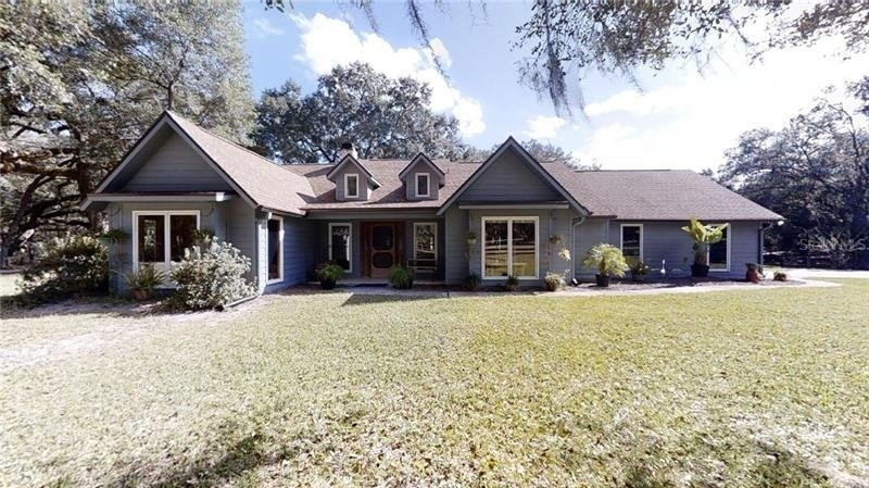 Single Family Home for Sale at Ocklawaha, FL 32179