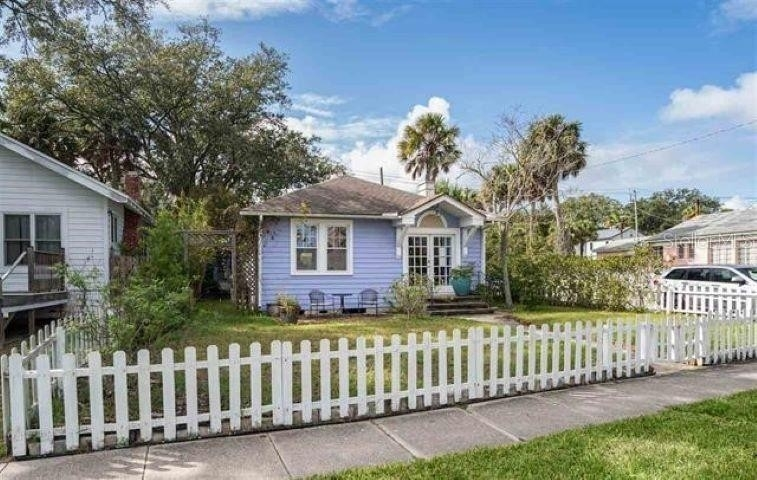 Single Family Home for Sale at Lincolnville, St. Augustine, FL 32084