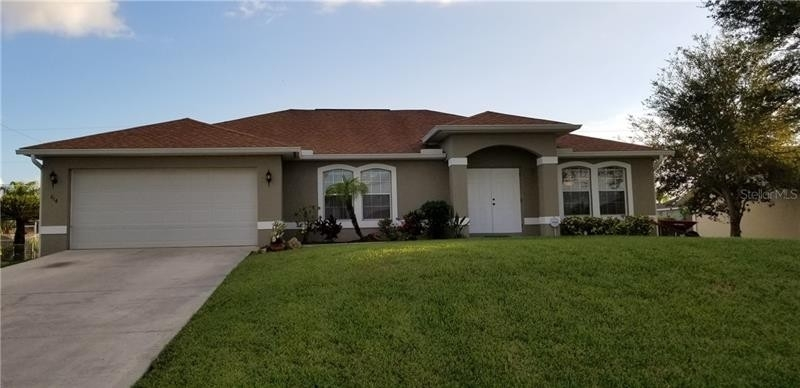 Single Family Home for Sale at Hancock, Cape Coral, FL 33991