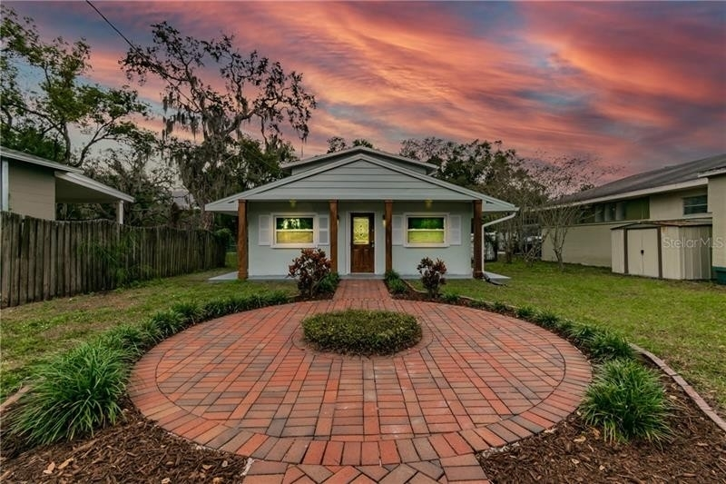 Single Family Home for Sale at Hampton Terrace, Tampa, FL 33604