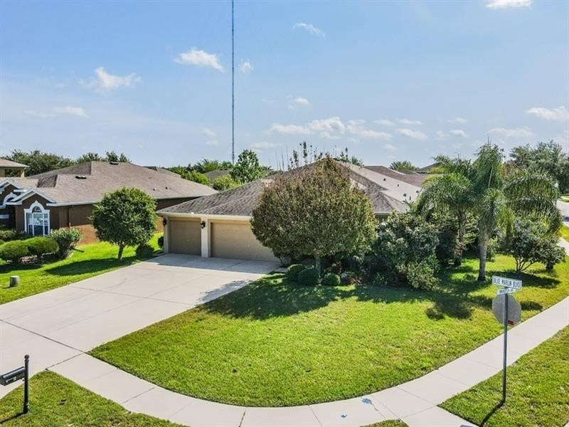 Single Family Home for Sale at Gulfwinds, Holiday, FL 34691